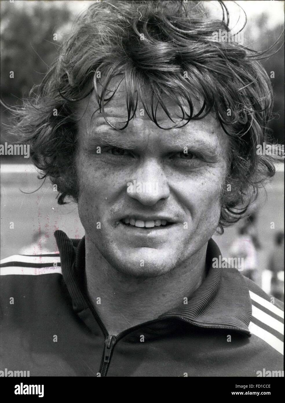 1983 The west German Football national goalkeeper Sepp Maier