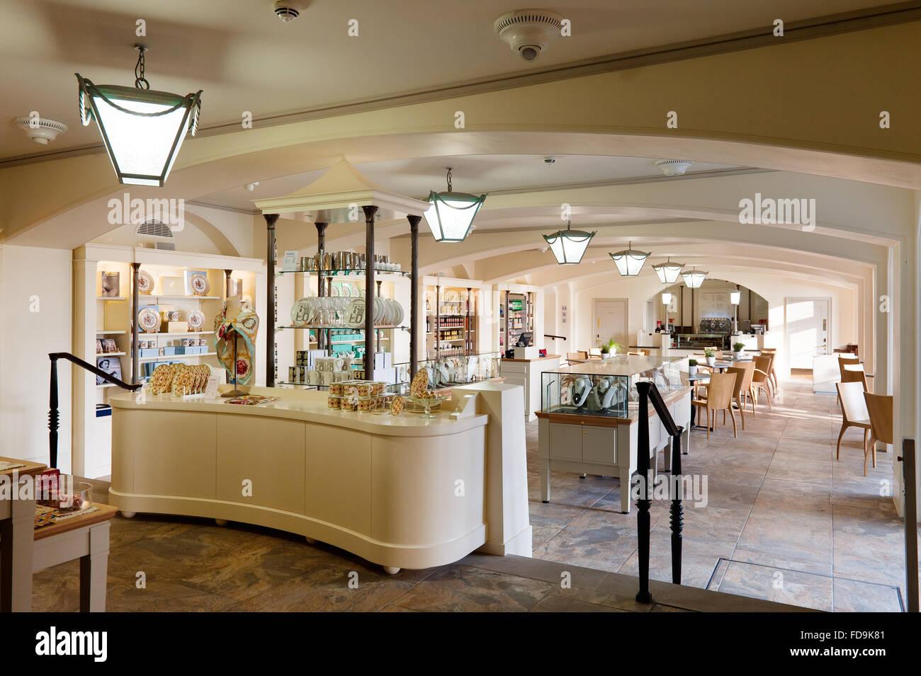 Gift Shop In Kensington Palace London UK