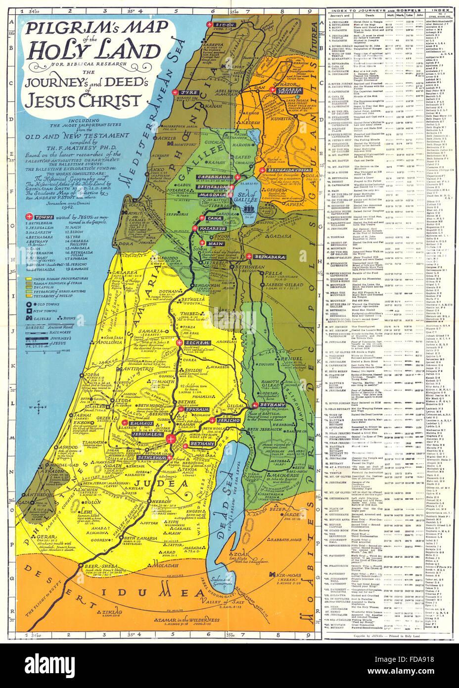 israel pilgrim map holy land biblical research journey deed jesus christ. israel pilgrim map holy land biblical research journey deed jesus