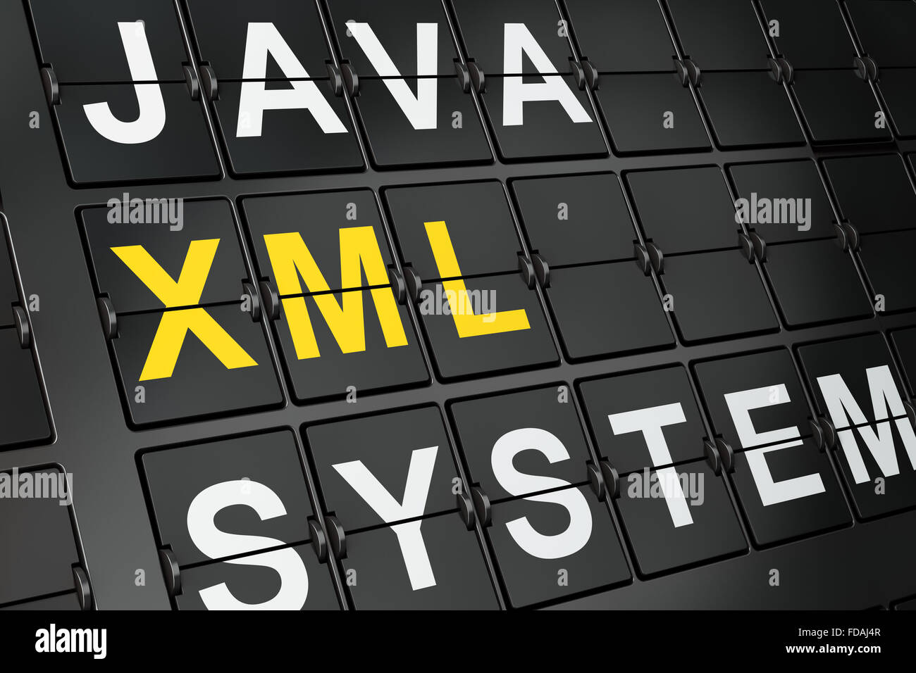 Background image xml - Programming Concept Xml On Airport Board Background