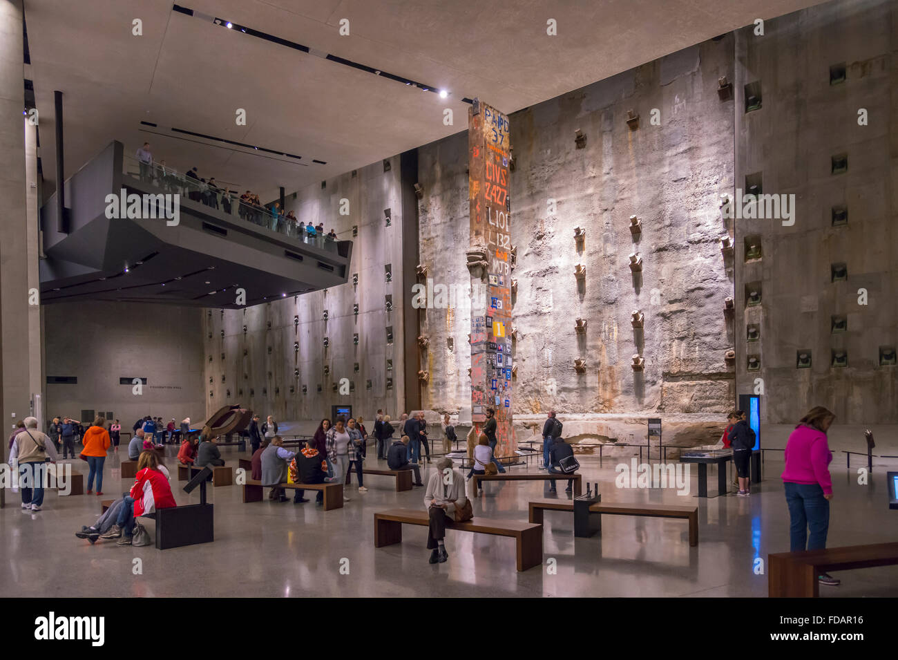 First look inside the 911 Memorial Museum  NY Daily News
