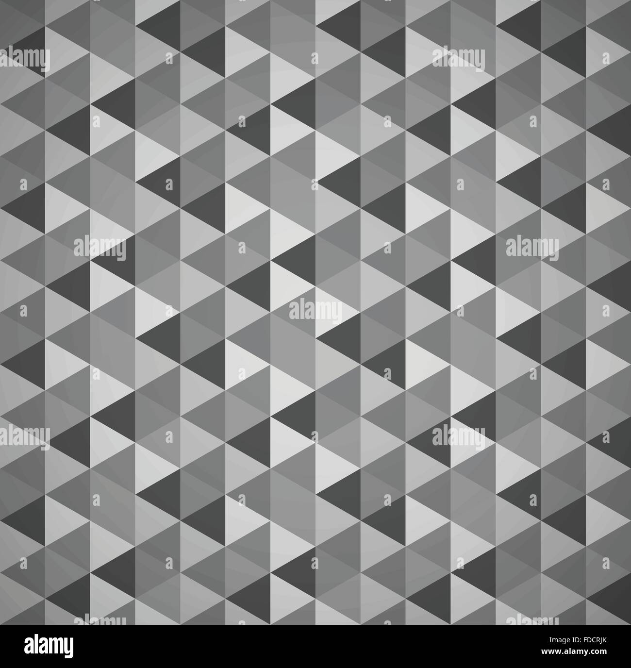 Grayscale mosaic tessellation background with triangles grayscale mosaic tessellation background with triangles seamlessly repeatable dailygadgetfo Images