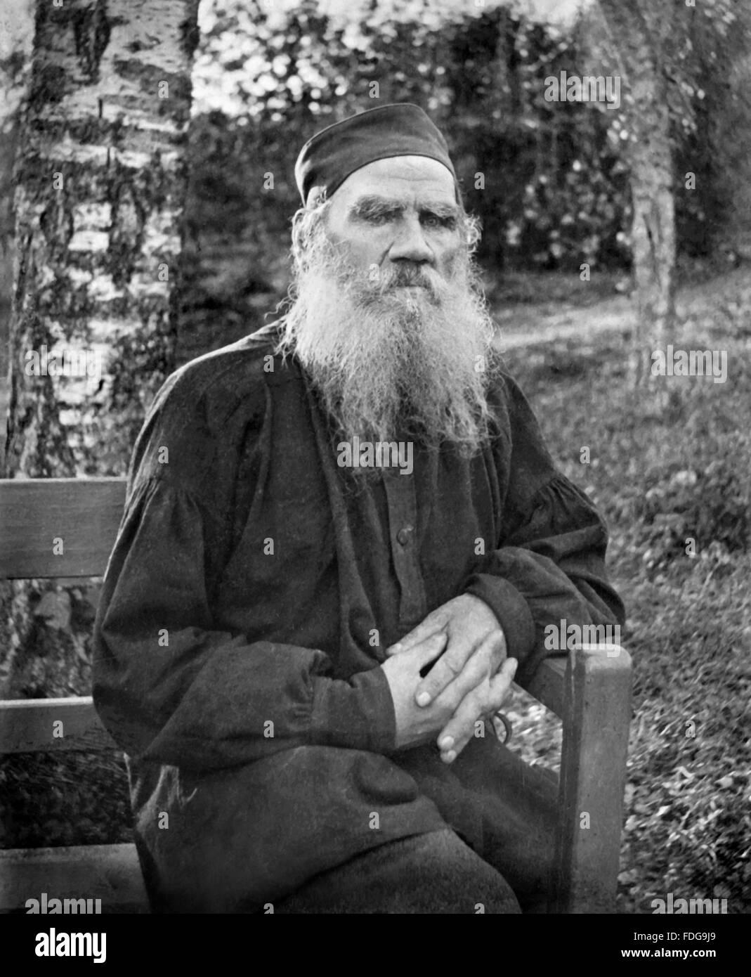 Tolstoism Russian Version Of