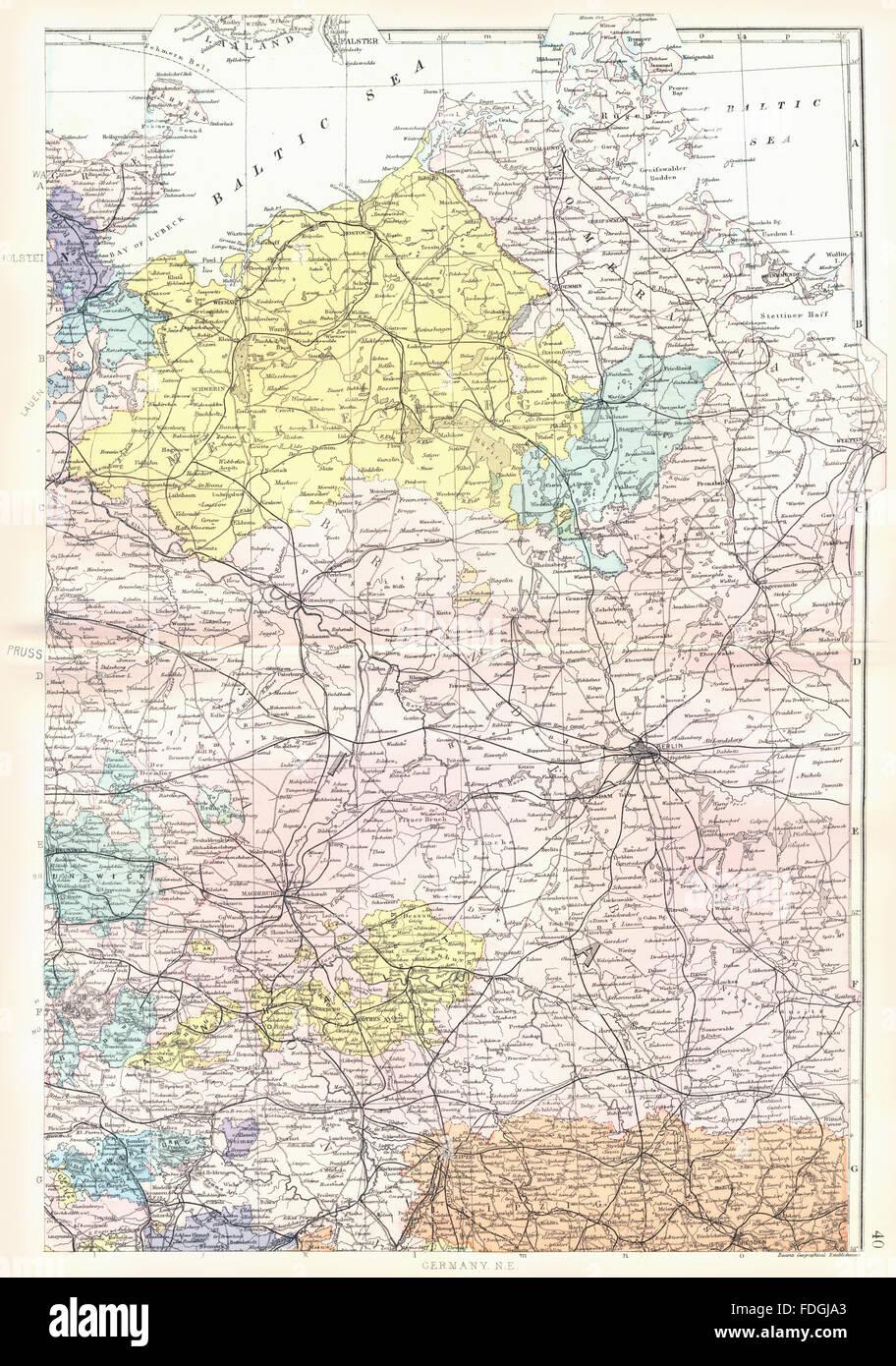Mecklenburg Brandenburg