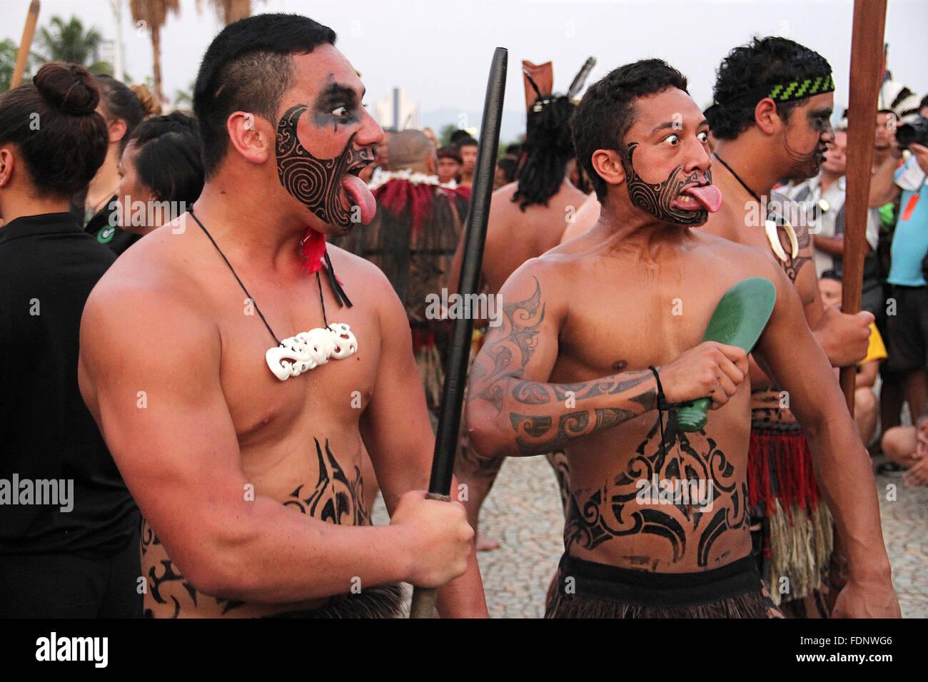maori men