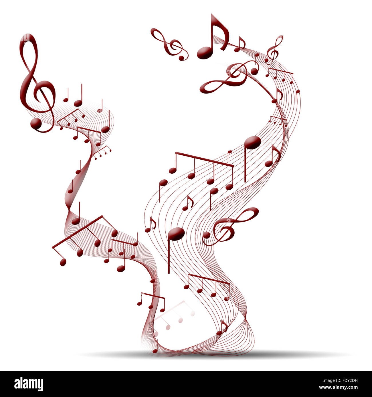 Composition made of note sing against white background as symbol of composition made of note sing against white background as symbol of music buycottarizona Image collections