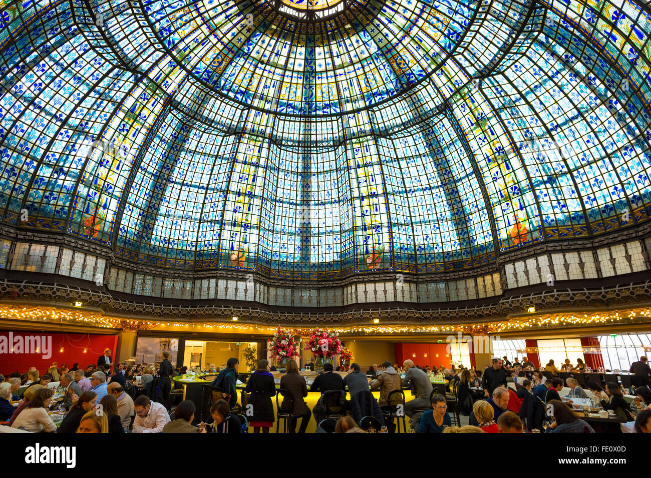Restaurant Le Printemps Paris