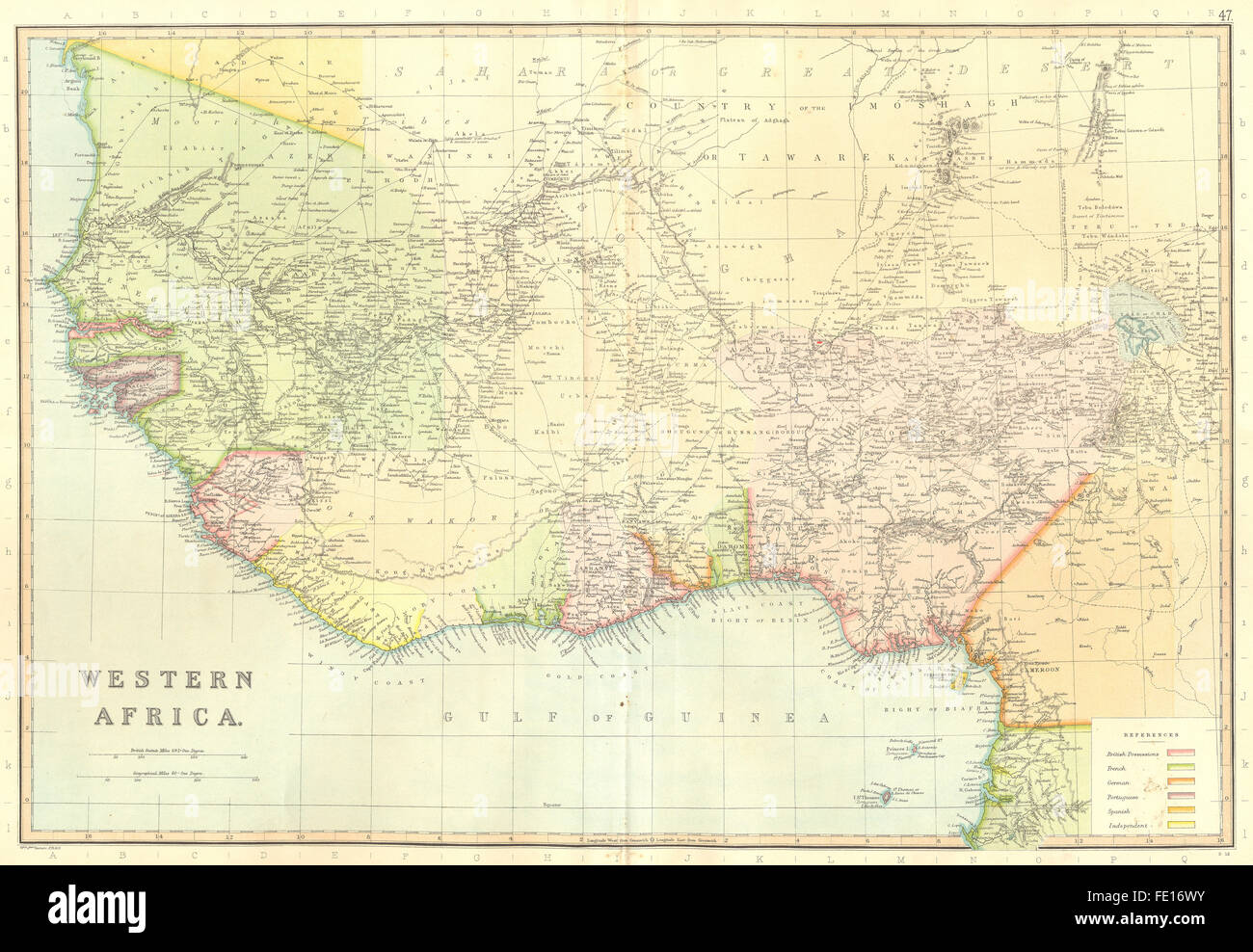 colonial west africa Comparing british and french colonial  we focus on the west african nation of cameroon,  the arbitrary nature of colonial boundaries in africa provided the.