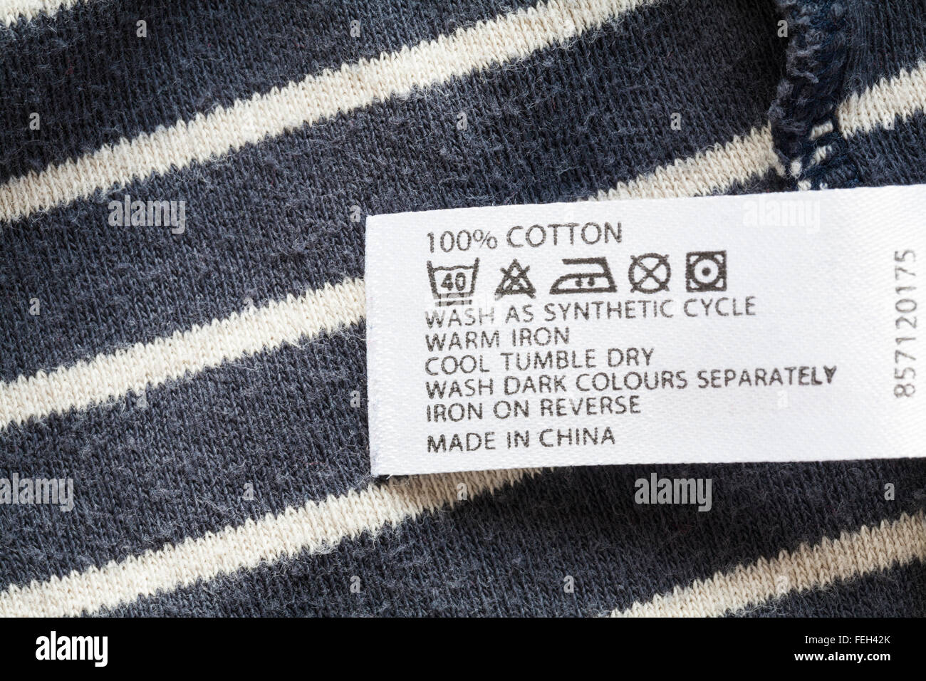 Label in 100 cotton garment made in china with care instructions label in 100 cotton garment made in china with care instructions sold in the uk united kingdom great britain biocorpaavc Choice Image