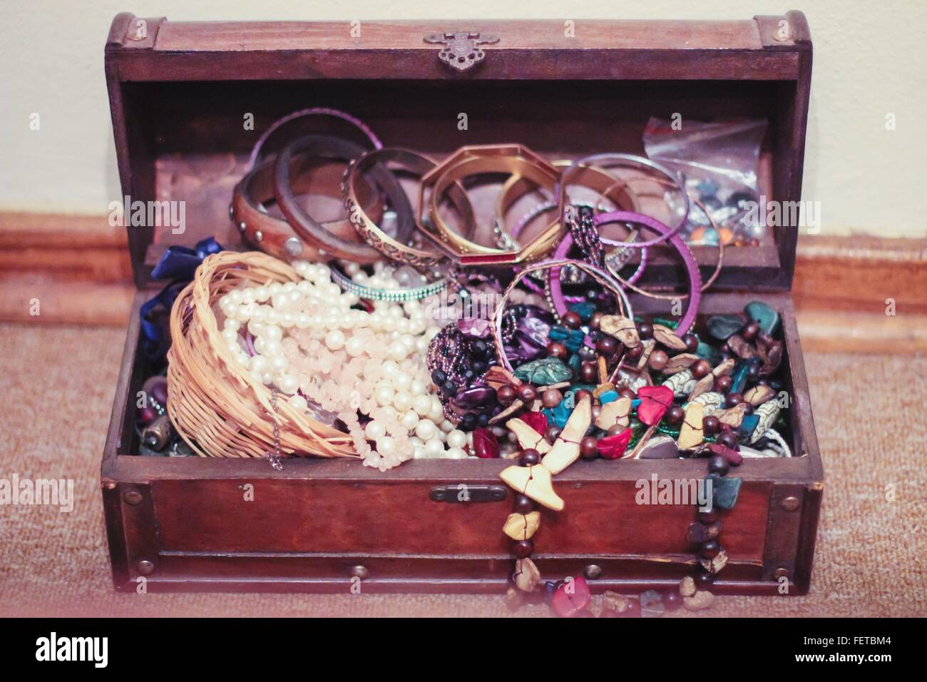 Old Fashioned Jewelry
