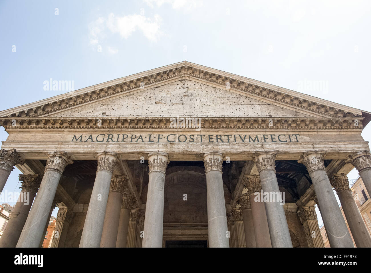 the pantheon temple dedicated to all Roman pantheon the roman pantheon is the most preserved and influential  building of ancient rome it is a roman temple dedicated to all the gods of pagan .