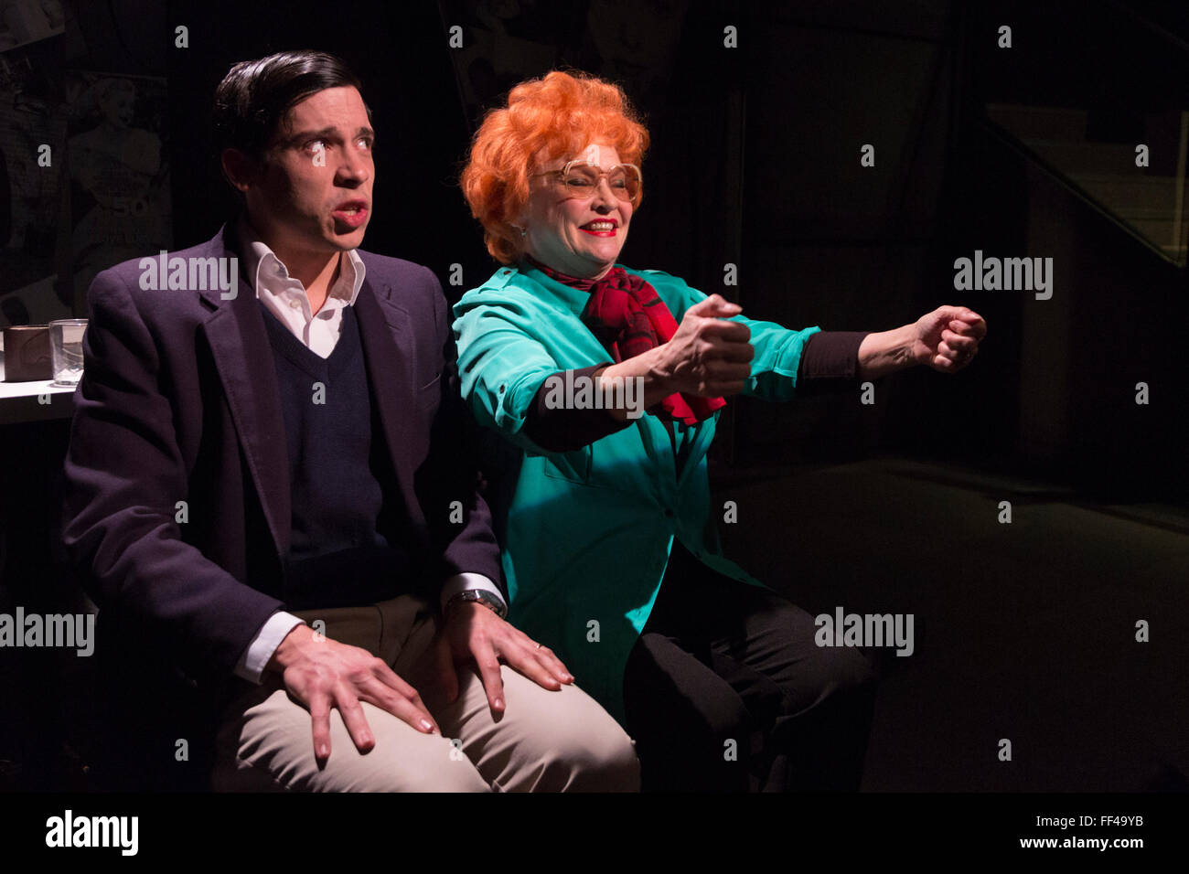 Lucille Ball play london
