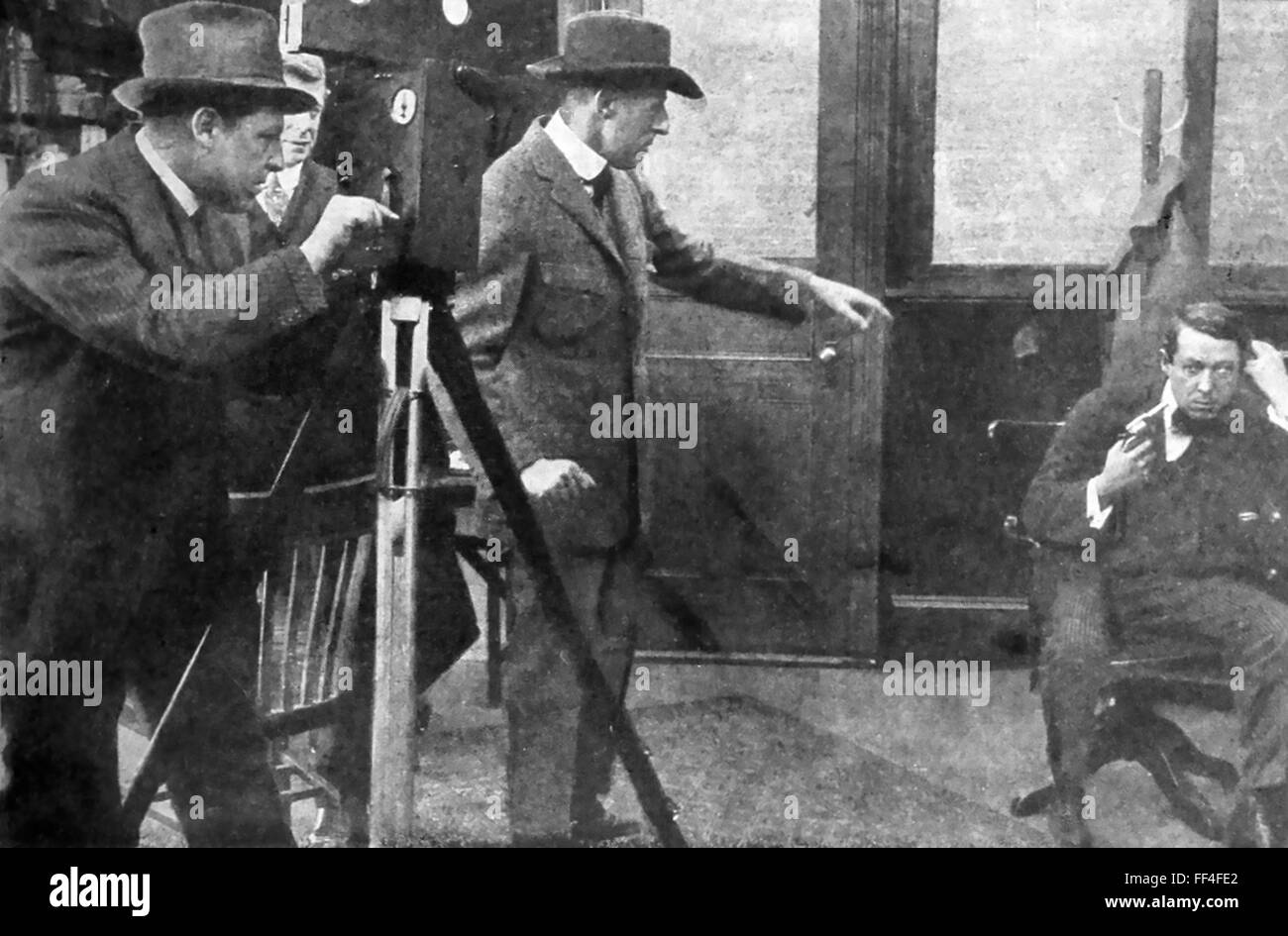 the films of d w griffith The birth of an industry in the friendly village the time and expense spent on the film was unprecedented dw griffith died from a cerebral hemorrhage in.