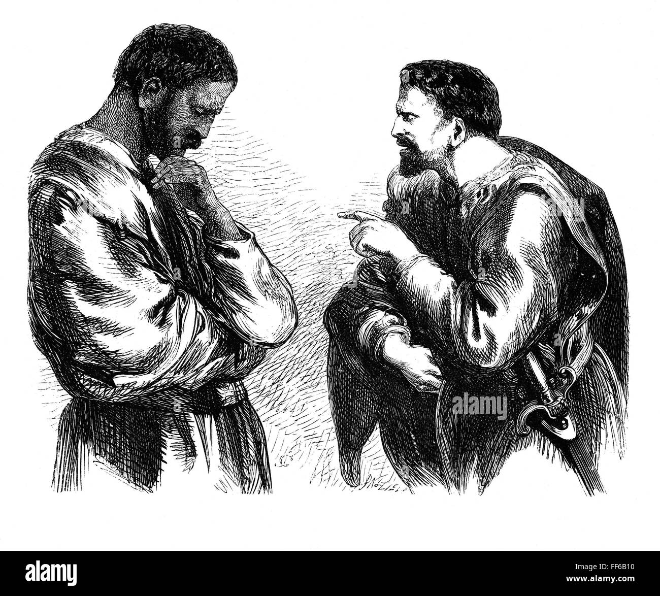 an analysis of the evil manipulative lago in othello by william shakespeare Home » essay topics and quotations » othello thesis statements and important quotes  for othello by william shakespeare that can  analysis.