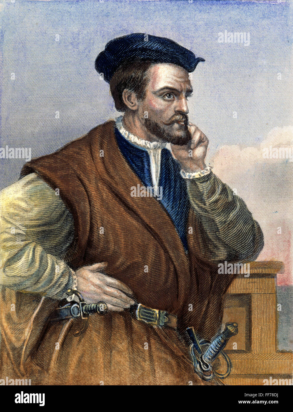 a biography of jacques cartier an explorer Your students will love learning all about early explorer jacques cartier and  history: jacques cartier: french explorer that named canada - fast facts.
