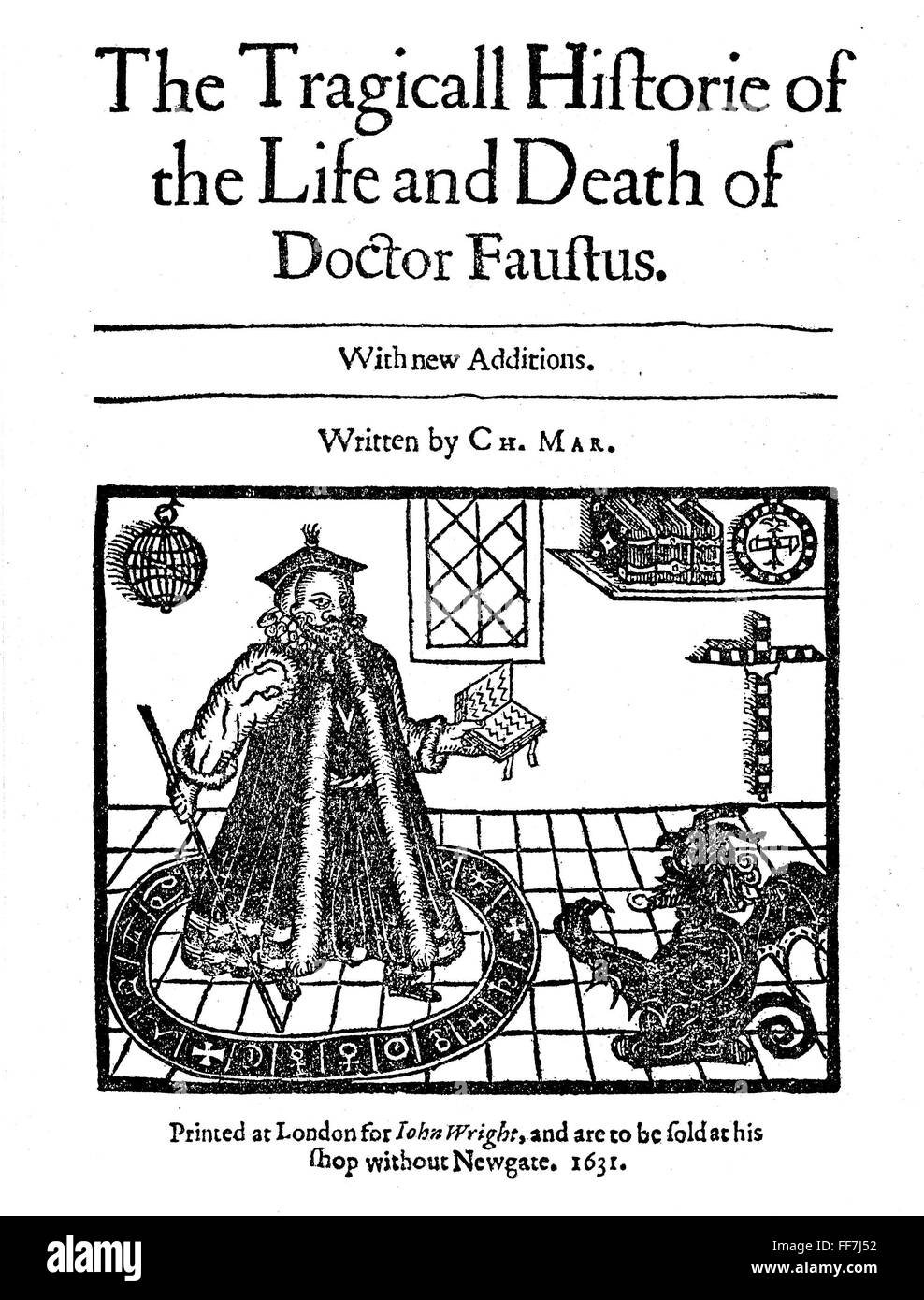 an analysis of the character of faustus by christopher marlow Christopher marlowe in this tragic history of doctor faustus (a play), shows   style of his writing, few of which we are going to analyze from the work  a  morality play is a type of medieval drama using allegorical characters.