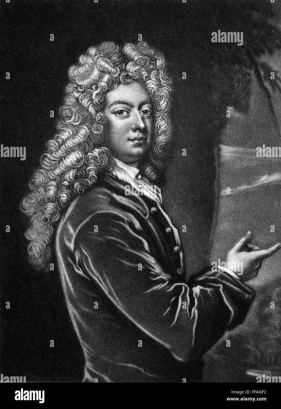 William Congreve as a dramatist