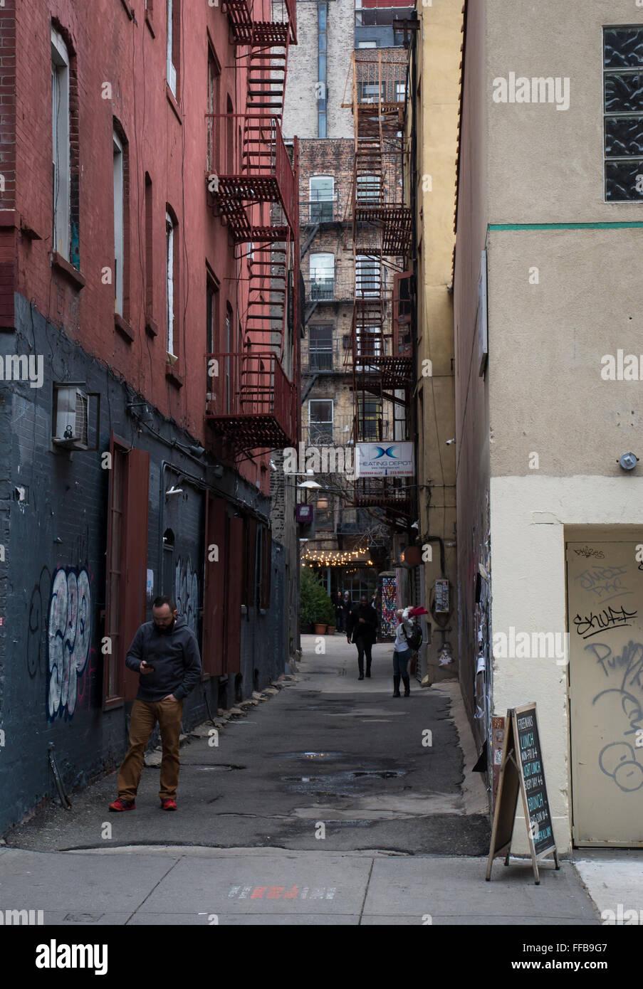 East Harlem Apartment Buildings