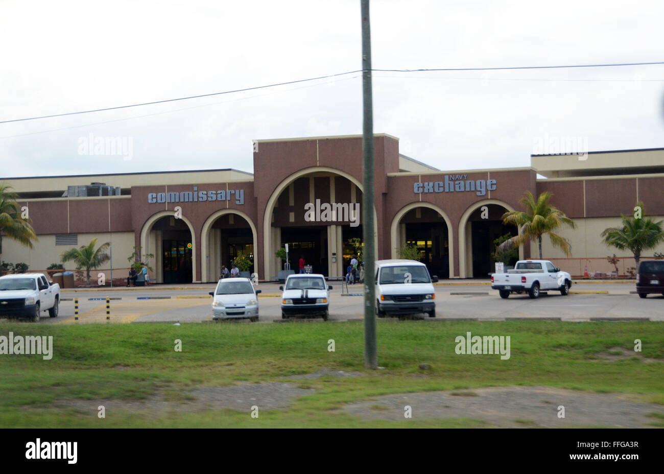 commissary stock photos commissary stock images alamy guantanamo bay gtmo nex shopping mall commissary exchange stock image