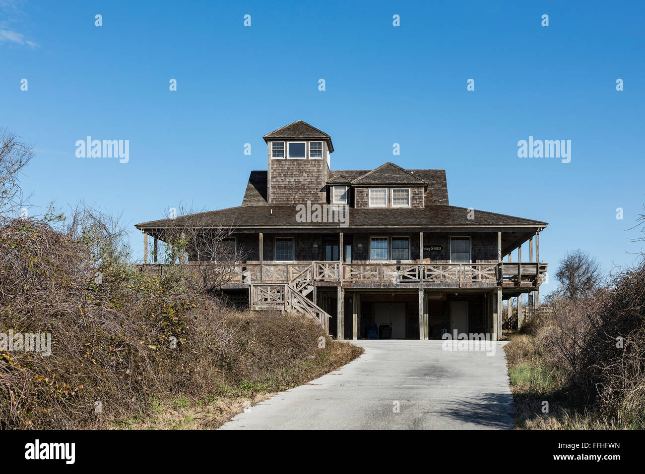 Outer Banks Beach Wedding Houses