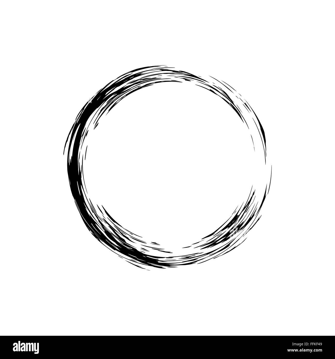 of vector grunge circle - photo #21
