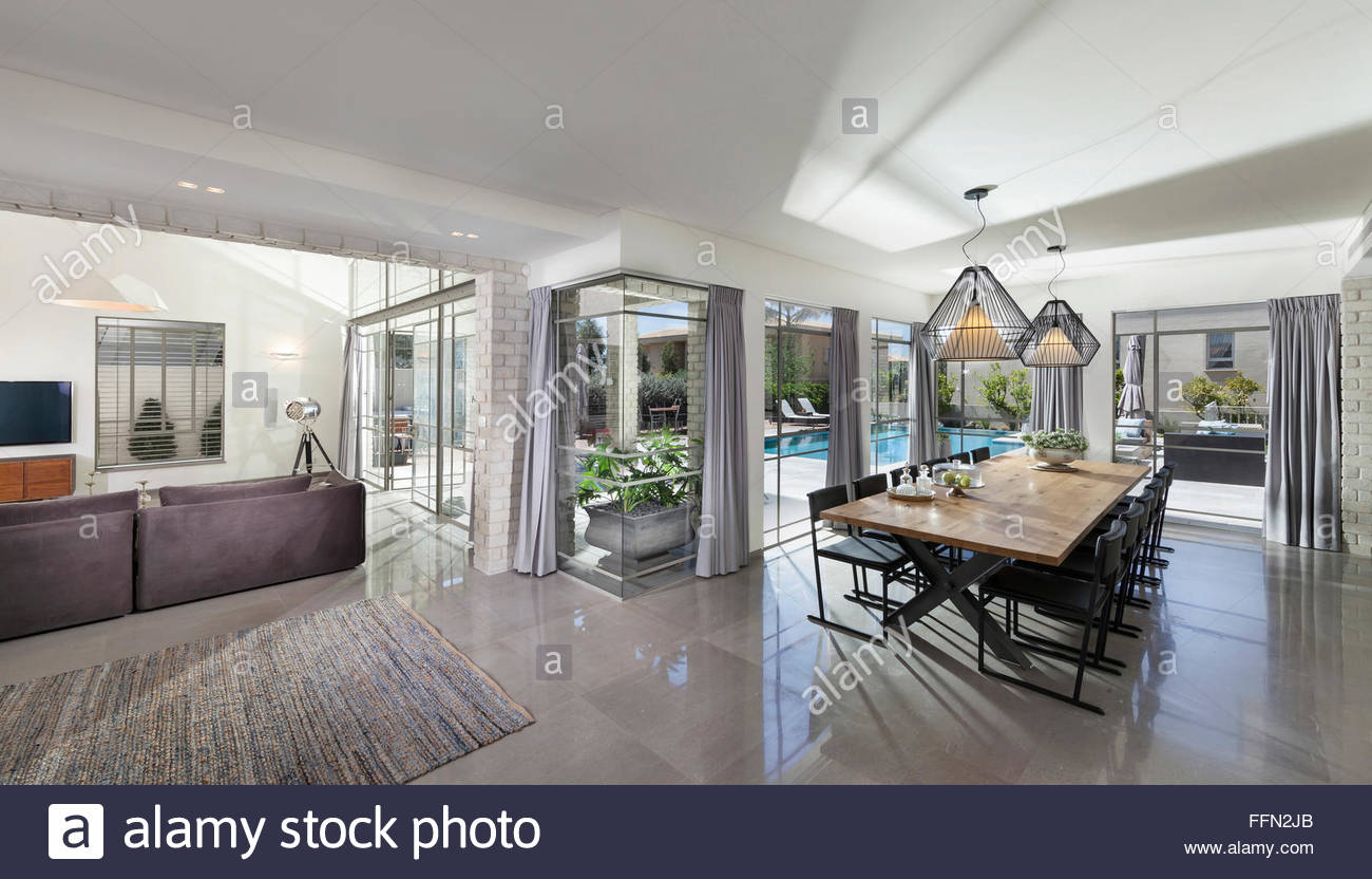 House  Floor to Ceiling Folding Doors ...