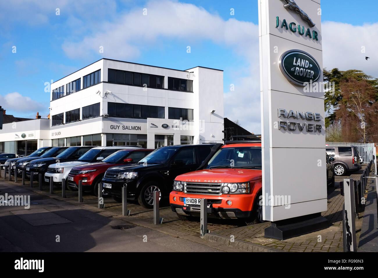 Jaguar Land Rover Uk Stock Photos Jaguar Land Rover Uk Stock - Jag land rover