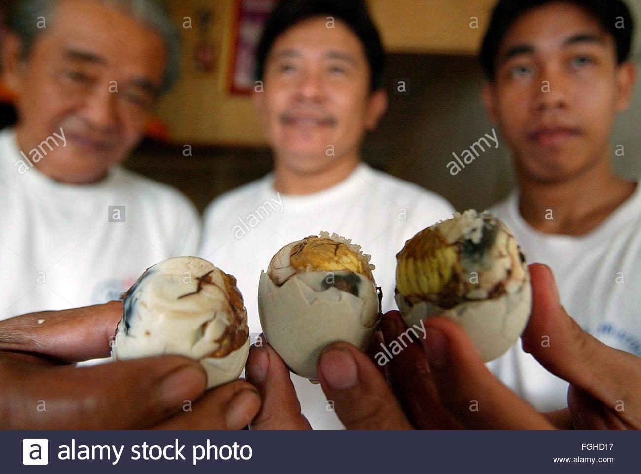 Balut Filipino