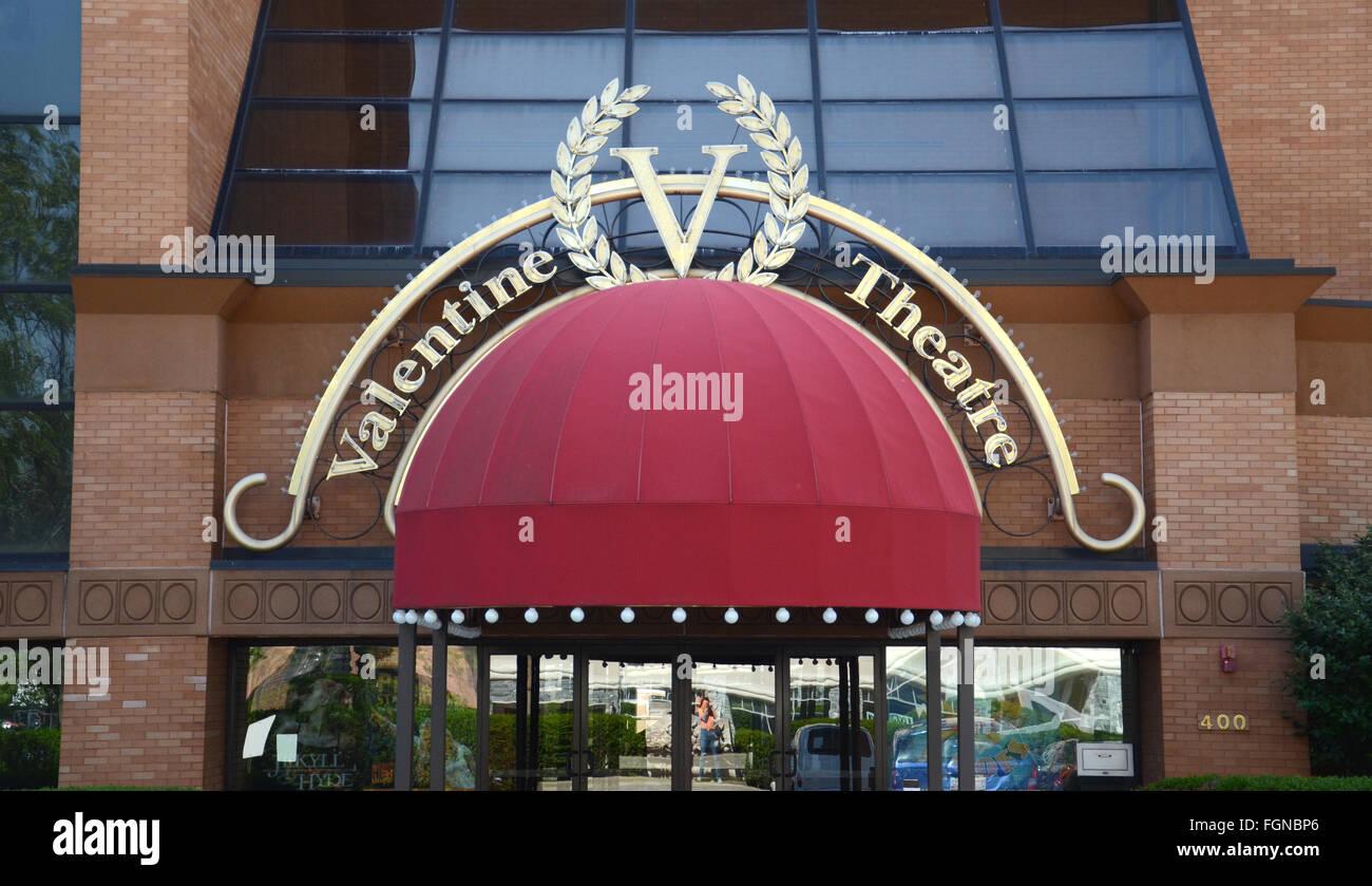 toledo oh june 2 the valentine theater shown on june 2 2015 celebrates its 120th anniversary in the 2015 2016 season