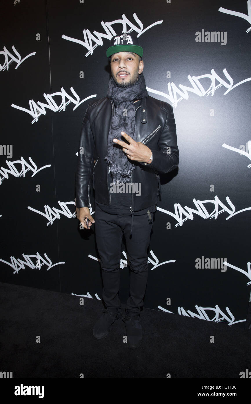 VANDAL Restaurant Grand Opening In New York City Featuring Swizz Beats Where United States When 15 Jan 2016