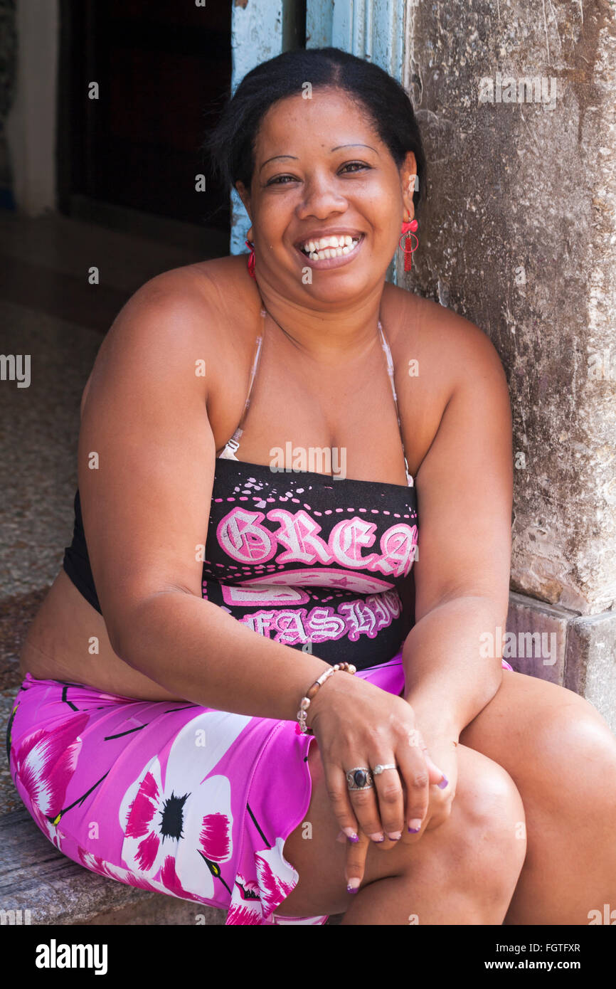 Mature Cuban Women