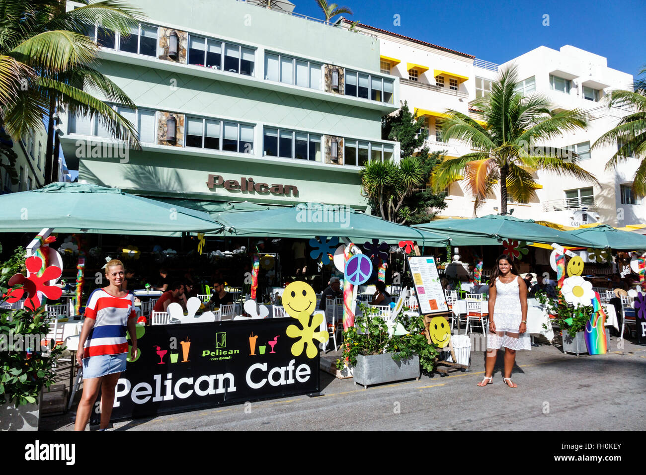 Pelican Hotel Miami Beach Fl Usa