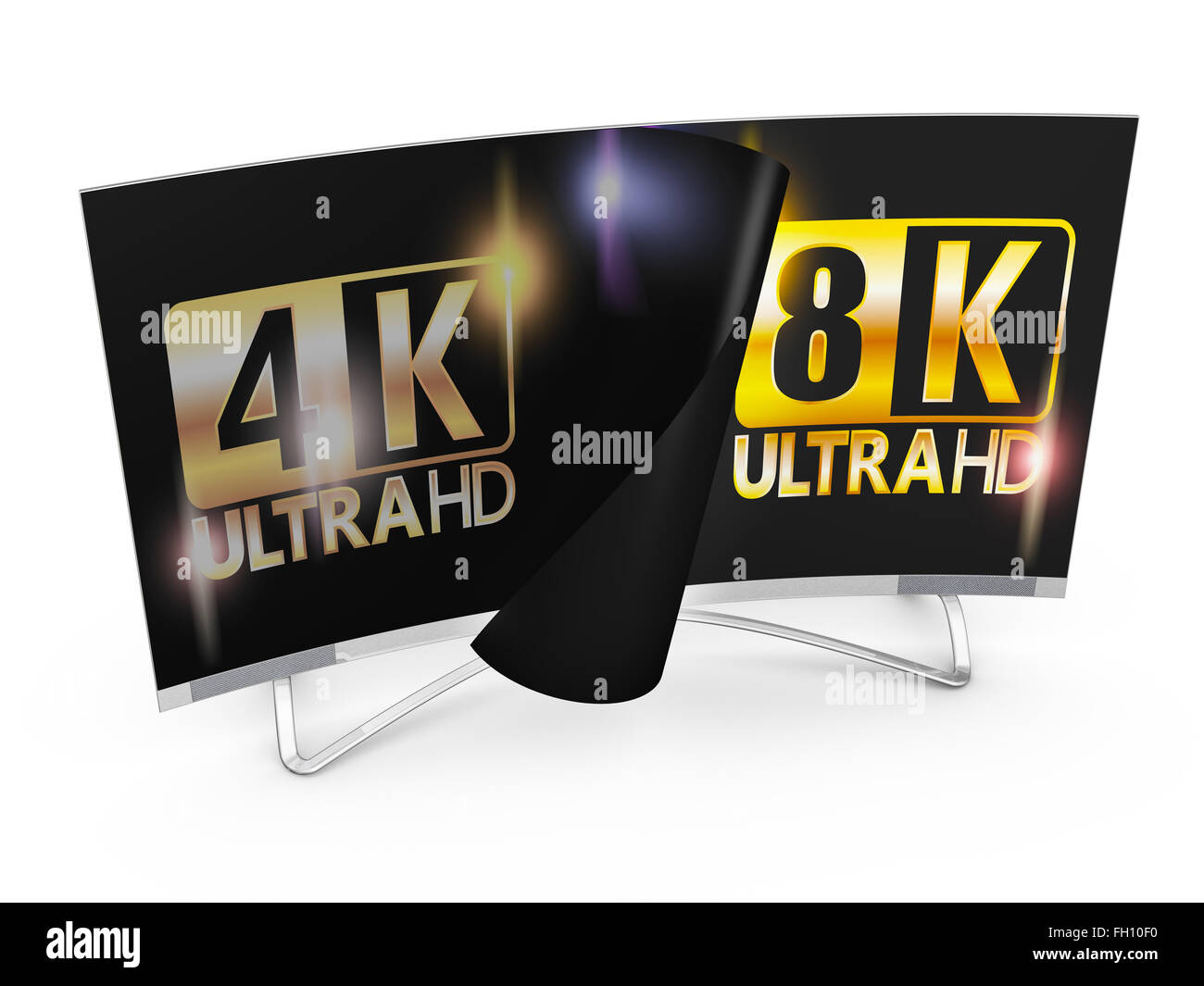 how to clean 4k tv screen