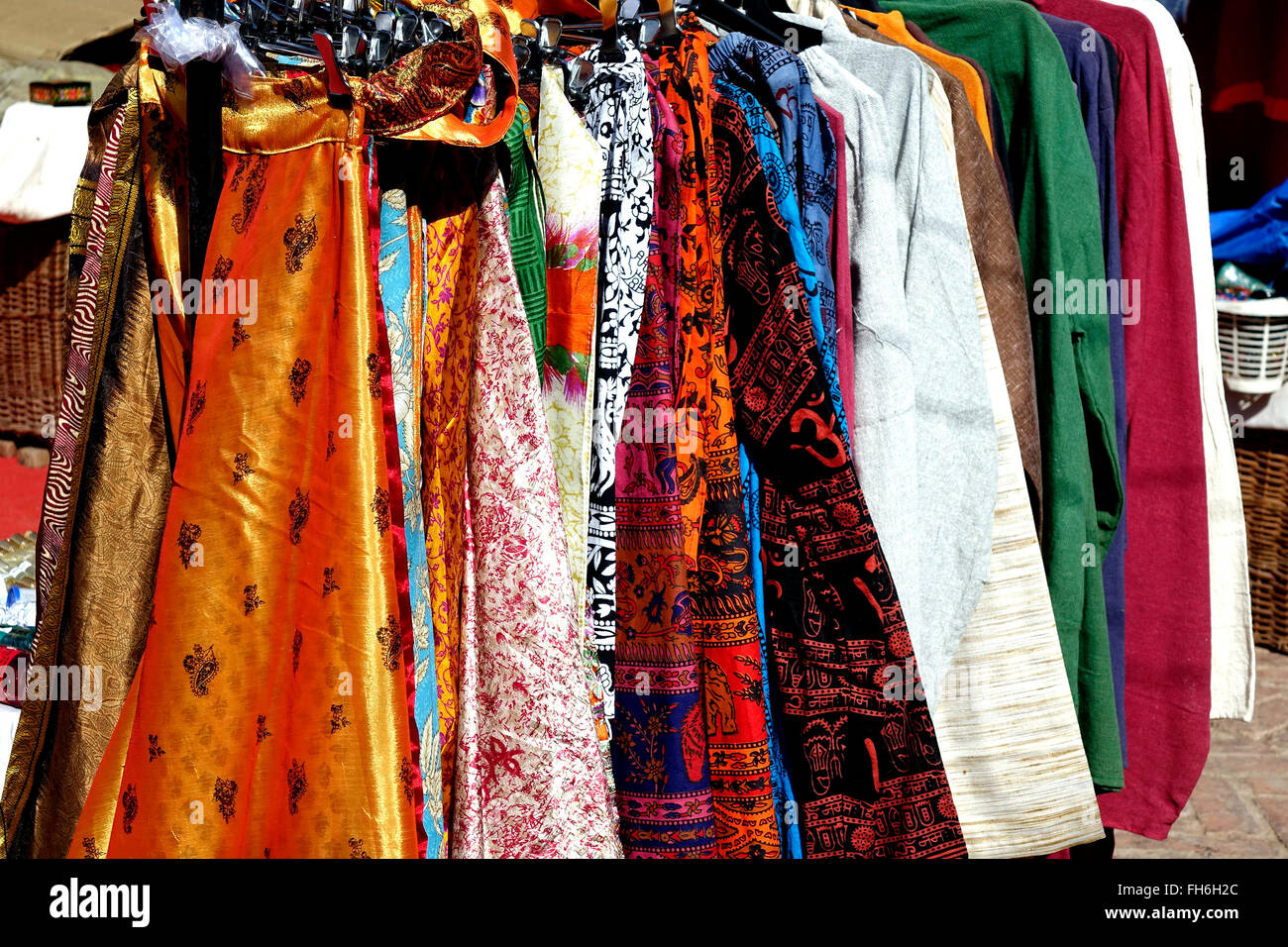 Impact of readymade garments on the