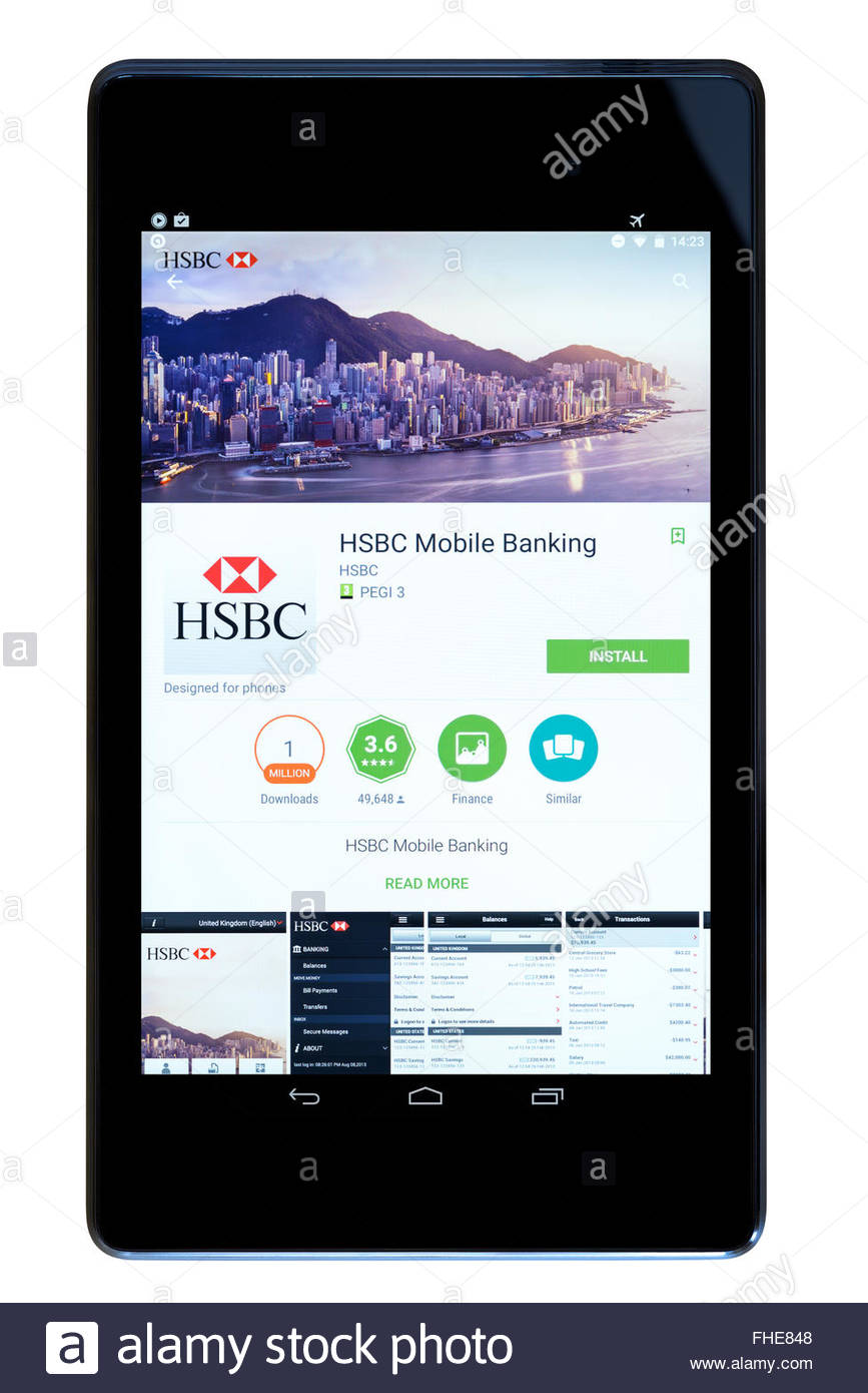 Hsbc Mobile Banking Android // inucarsio cf