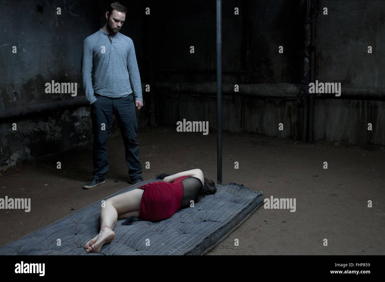 Joe Absolom Amp Jemma Dallender I Spit On Your Grave 2 2013