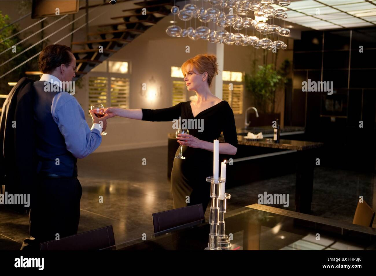 NICOLAS CAGE \u0026 NICOLE KIDMAN TRESPASS (2011 Stock Photo, Royalty ...