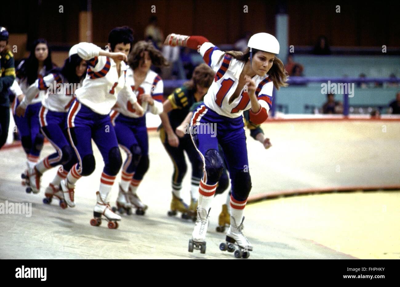 Roller skates kansas city - Raquel Welch Kansas City Bomber 1972