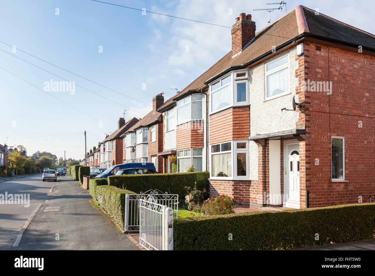 1950s Homes 1950s housing stock photos & 1950s housing stock images - alamy