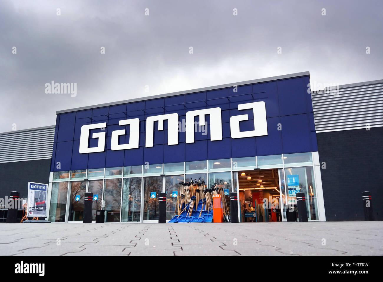 Branch of gamma do it yourself centre stock photo royalty free branch of gamma do it yourself centre solutioingenieria Choice Image