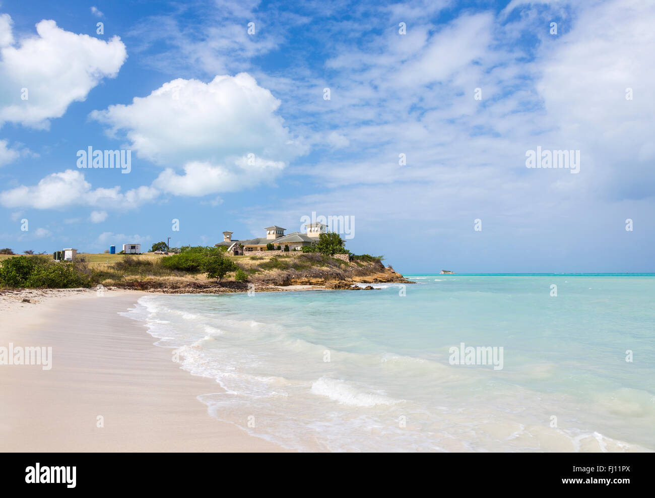 View Famous Nelsons Bay On Antigua Stock Photo 18961084 - Shutterstock