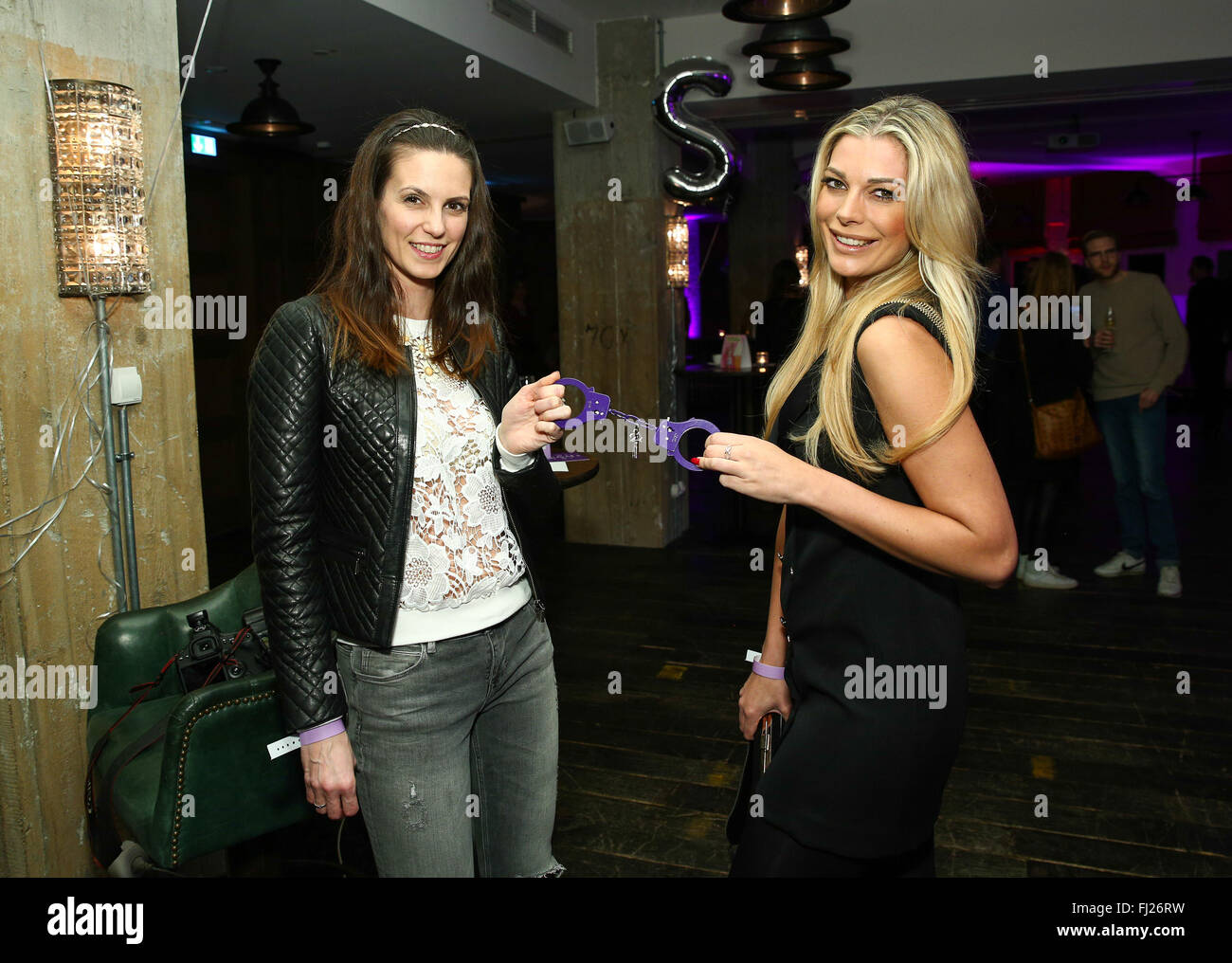 Soho house berlin party and red carpet arrivals in mitte featuring katrin