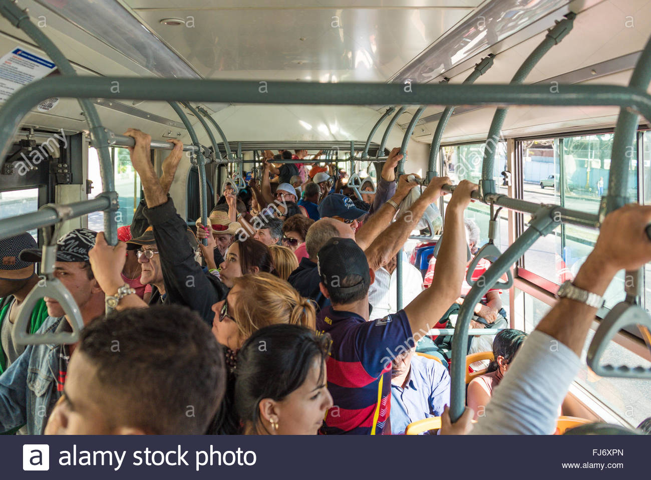 Short essay on TRAVELLING IN AN OVER CROWDED BUS