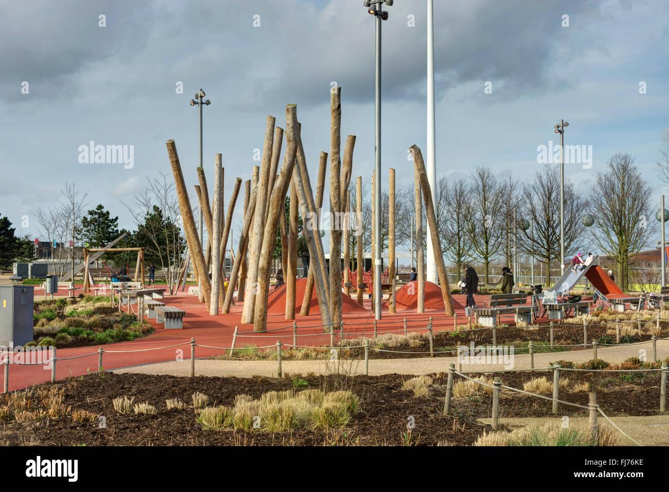 Playground Olympic Park London