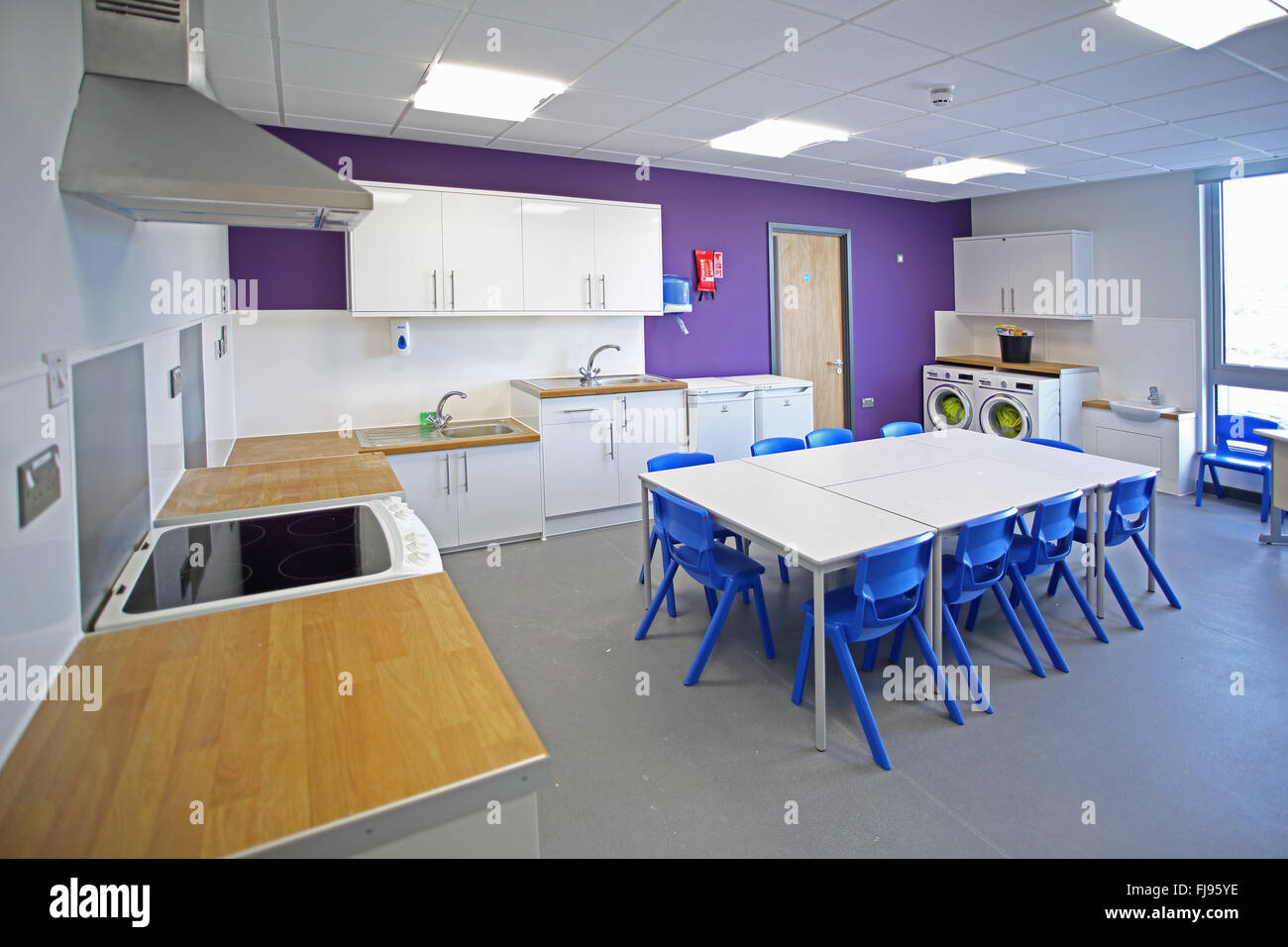 Home economics classroom layout home decor ideas for Home economics classroom decorations
