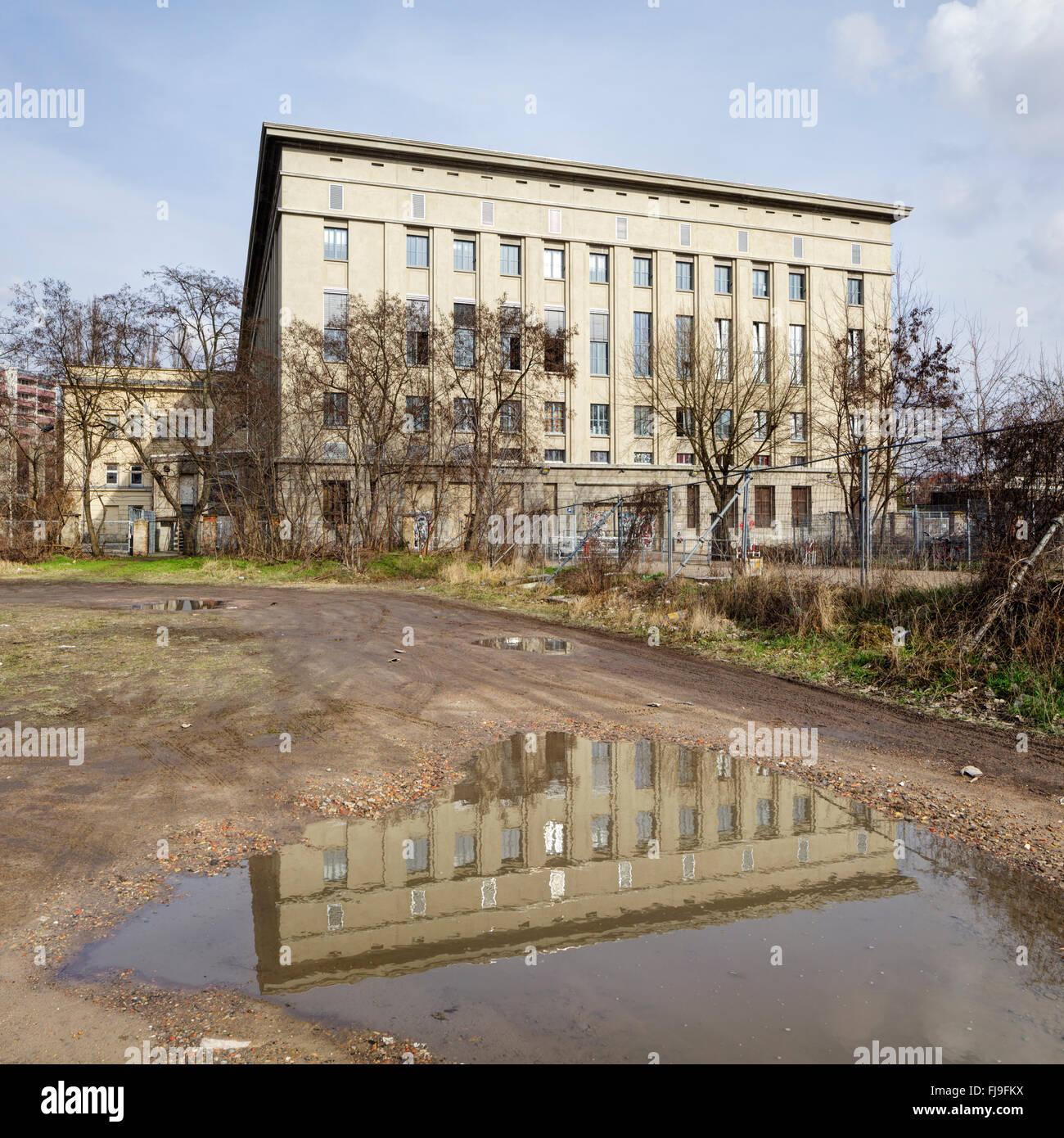 Club Berlin Berghain