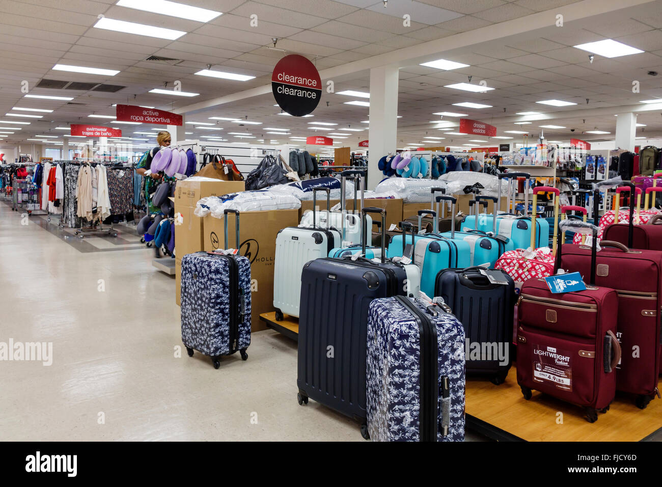 North Miami Beach Florida TJMaxx T.J.Maxx discount department ...