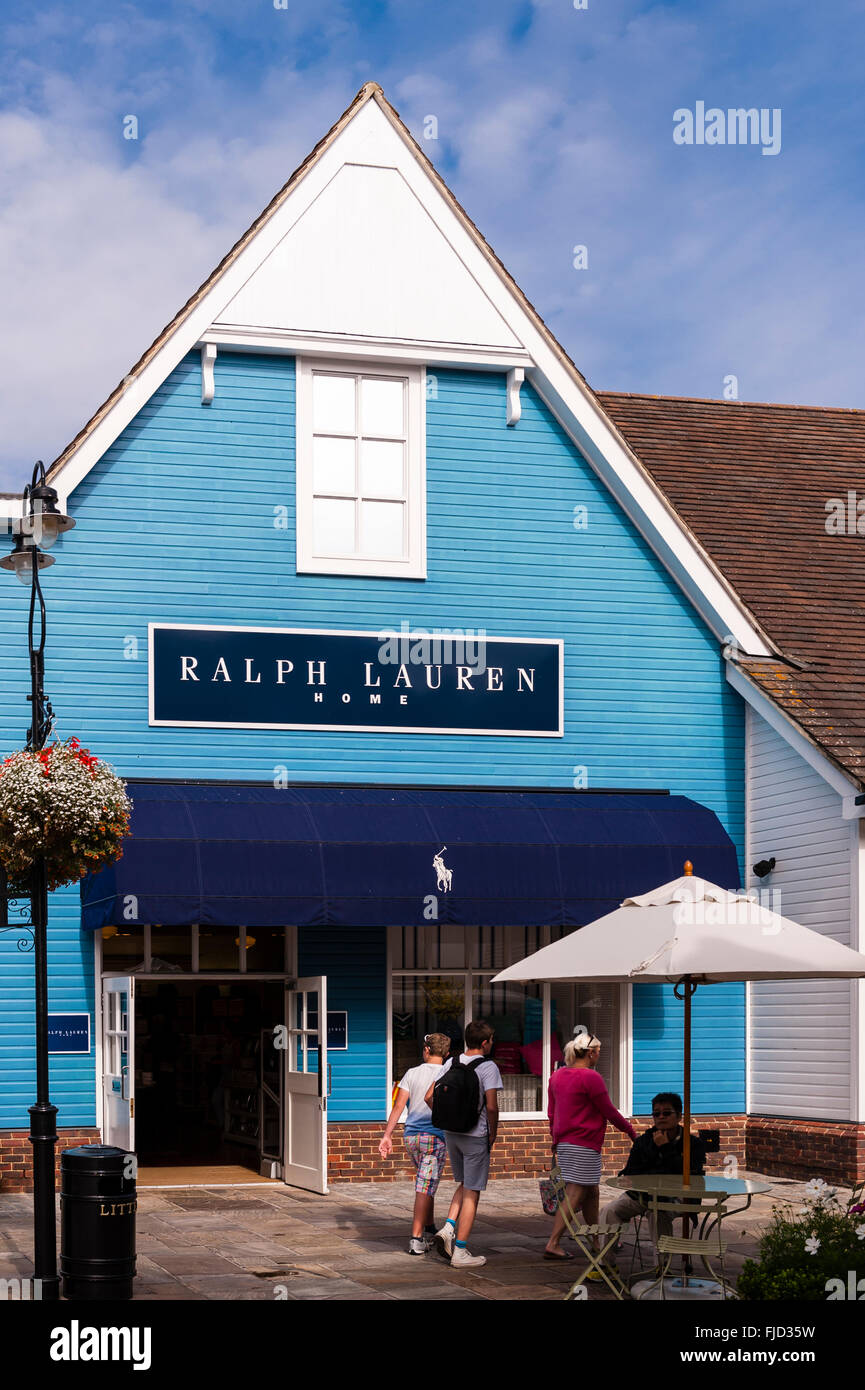 Ralph Lauren Home The Ralph Lauren Home Shop Store At Bicester Village In Bicester