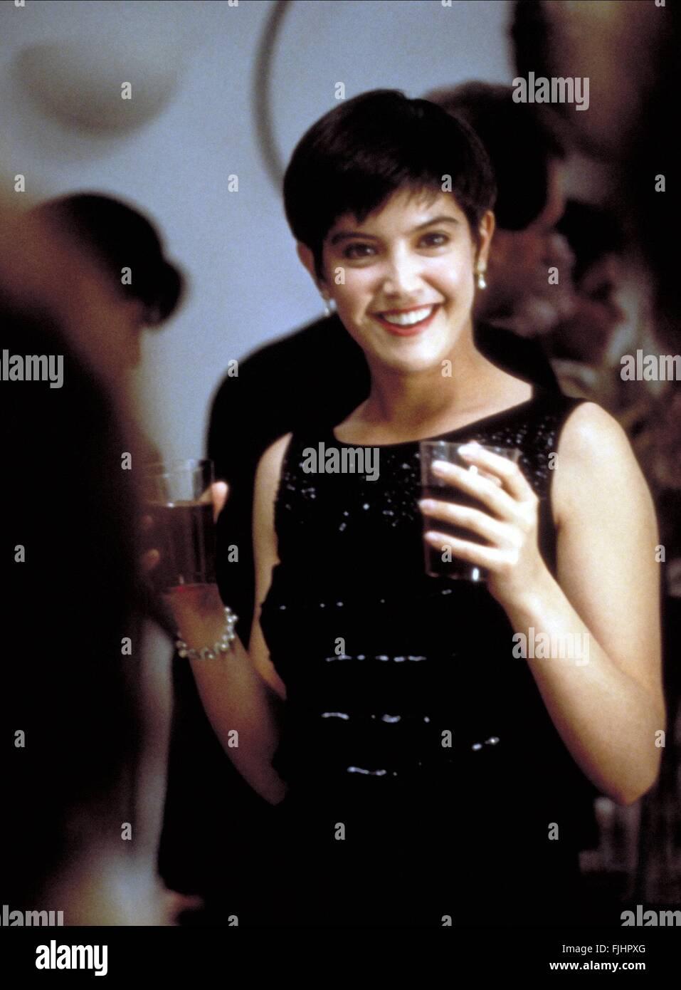 Phoebe cates bright lights big city 1988 stock image