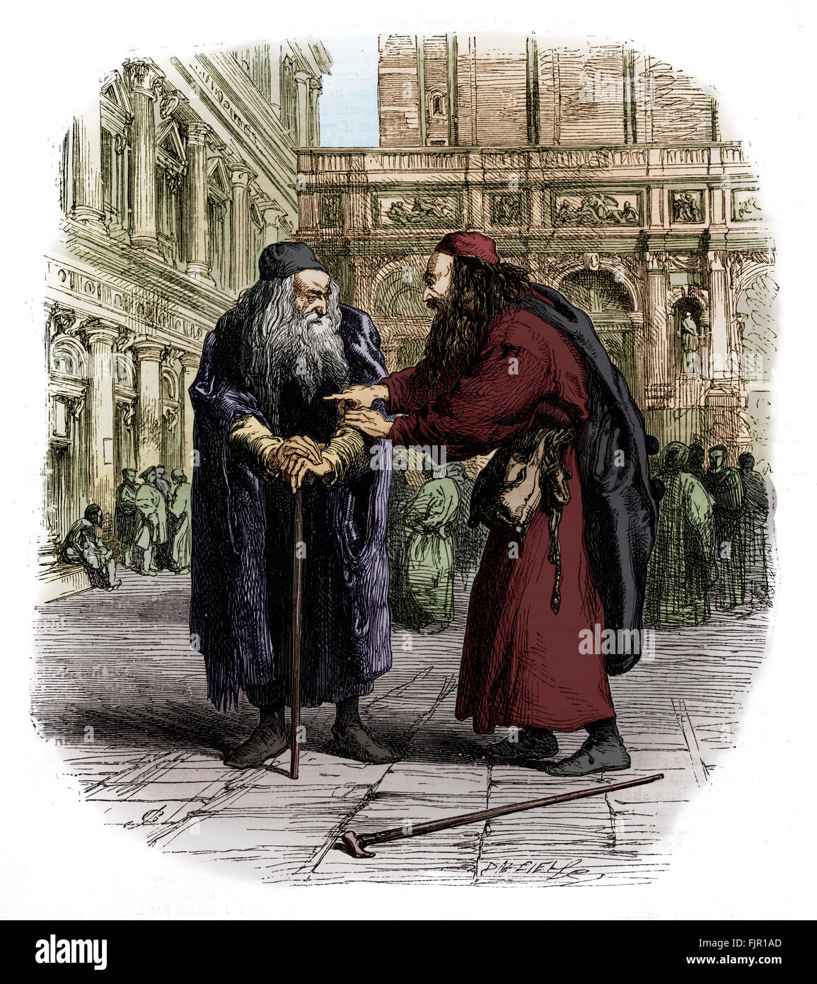 merchant of venice scene i act Read full text and annotations on the merchant of venice act iv - scene i at owl eyes.
